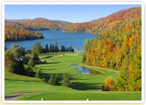 Séjour Golf et SPA au Canada