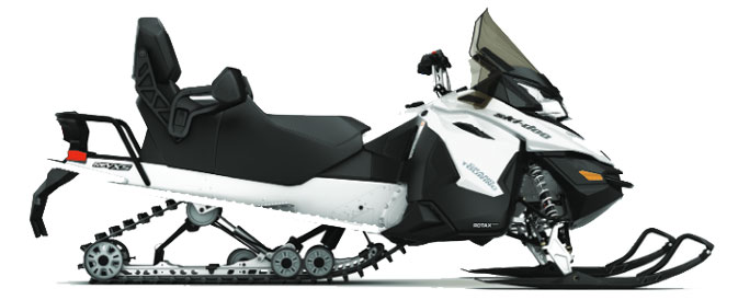 motoneige bombardier grand touring 2016