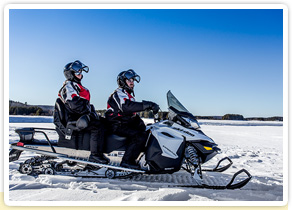 Photos motoneige Canada – Fond d'écran