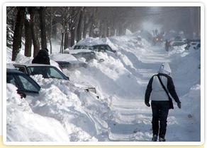 L'hiver Québécois en résumé