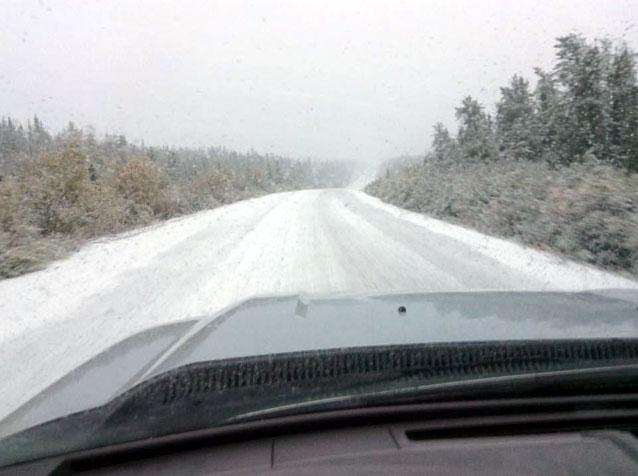 première neige quebec 2015