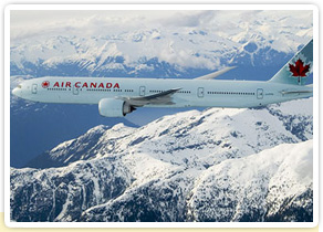 Voyage au Canada : Vol Air Canada entre Paris Montréal