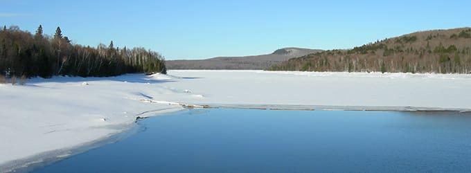 lacs rivieres du quebec