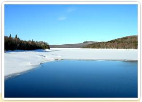 Lacs et rivières du Québec