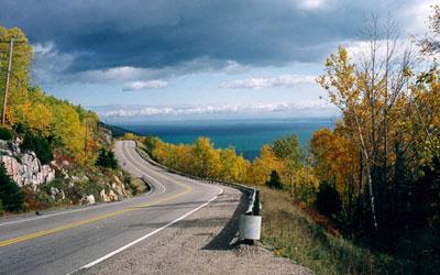route touristique du quebec