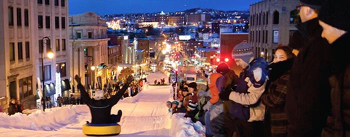 glissade carnaval de sherbrooke