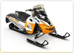 Motoneige Bombardier Ski-Doo 2017
