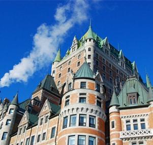 Séjour hiver à Montreal Quebec