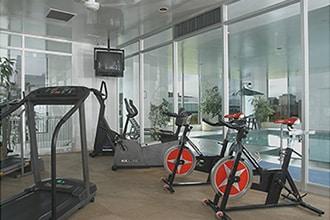 hotel gouverneur salle sport