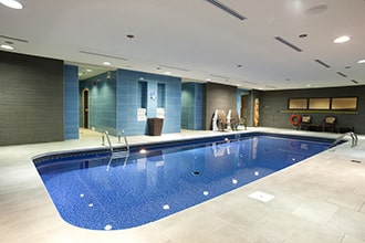 piscine chateau laurier