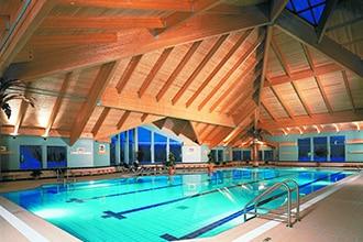 piscine eau claire