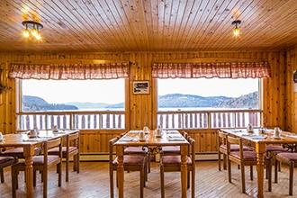 pouvoirie restaurant