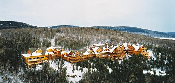 Hôtel au Canada