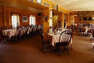 restaurant lac blanc