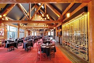 restaurant lac taureau