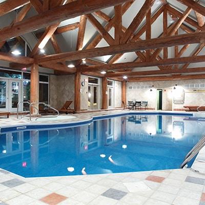 Auberge Taureau piscine
