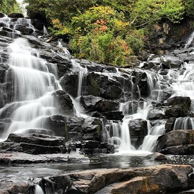 cascade parc national canada