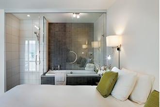 chambre spa eastman