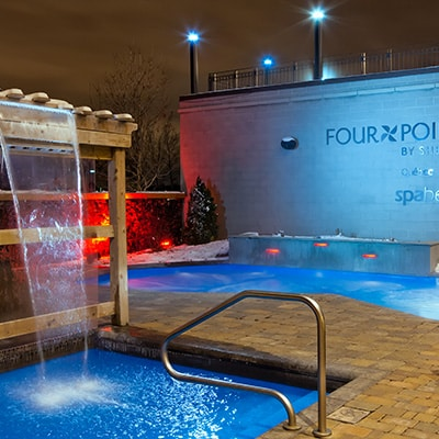Four Points Sheraton Quebec
