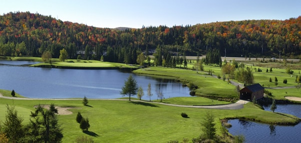 golf decouverte quebec