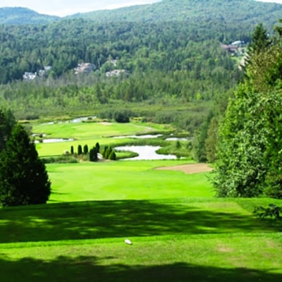 golf quebec chantecler
