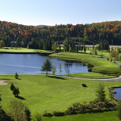 golf royal laurentien canada