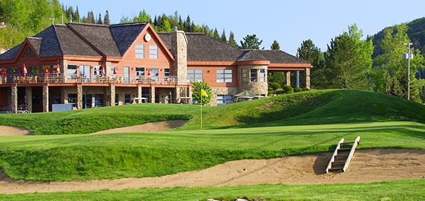 Vacances de golf au Quebec