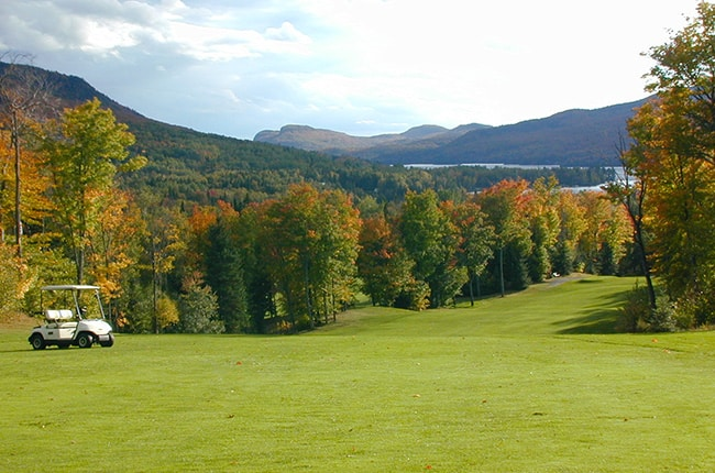 golf saint donat