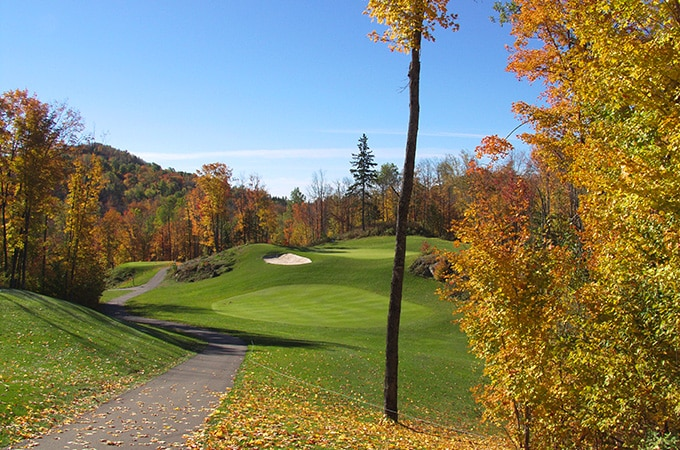 golf tremblant geant