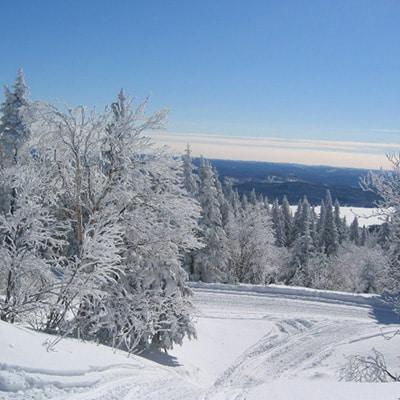 en hiver au Canada