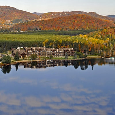 hotel grand lodge tremblant