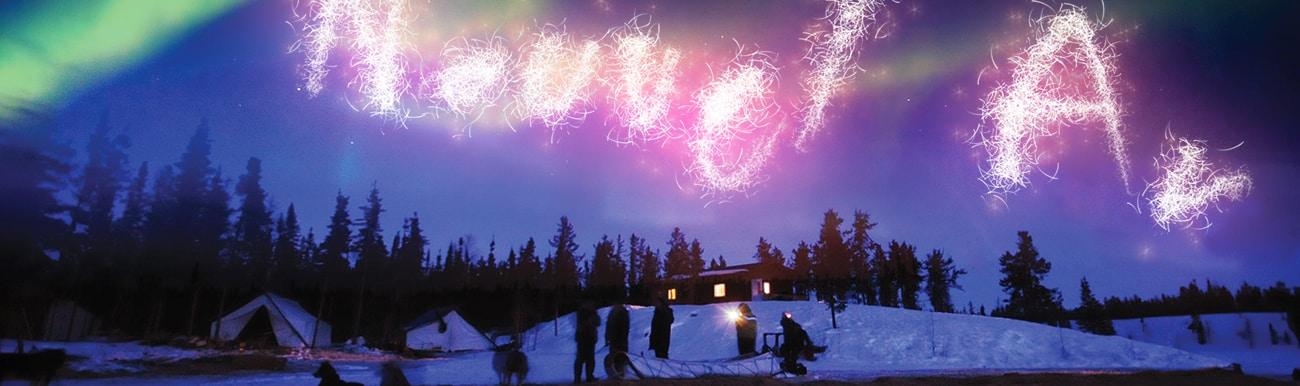 jour de l'an Canada