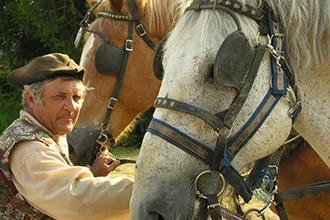 le baluchon equitation