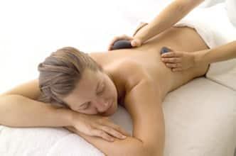 massage pierre chaude spa eastman