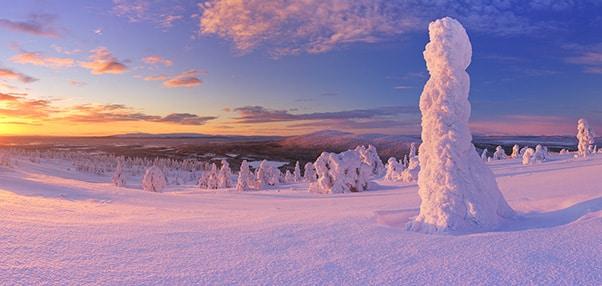 neige hiver quebec