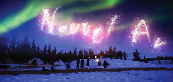 Nouvel an au Canada