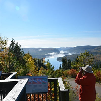 parc national canada mauricie