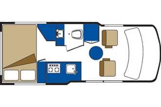 plan camping car