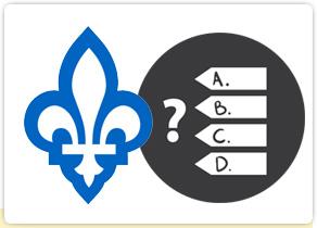 Quiz sur le Québec