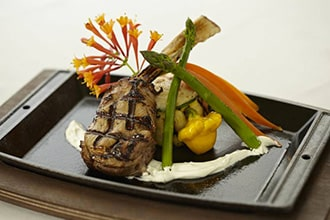restaurant duchesnay