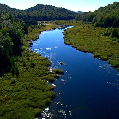 riviere sauvage quebec