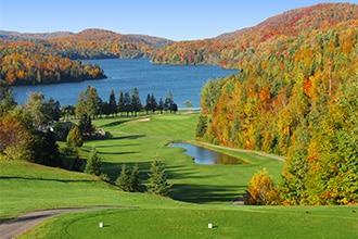 Stage de golf au Québec