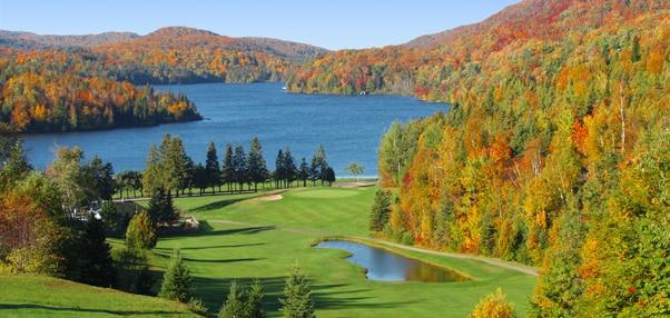 voyage golf canada