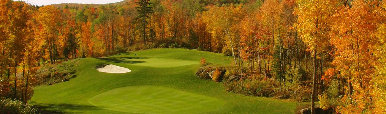 golf au canada