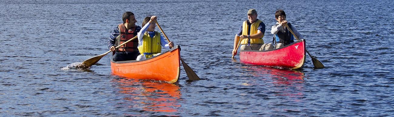 voyage canada activites