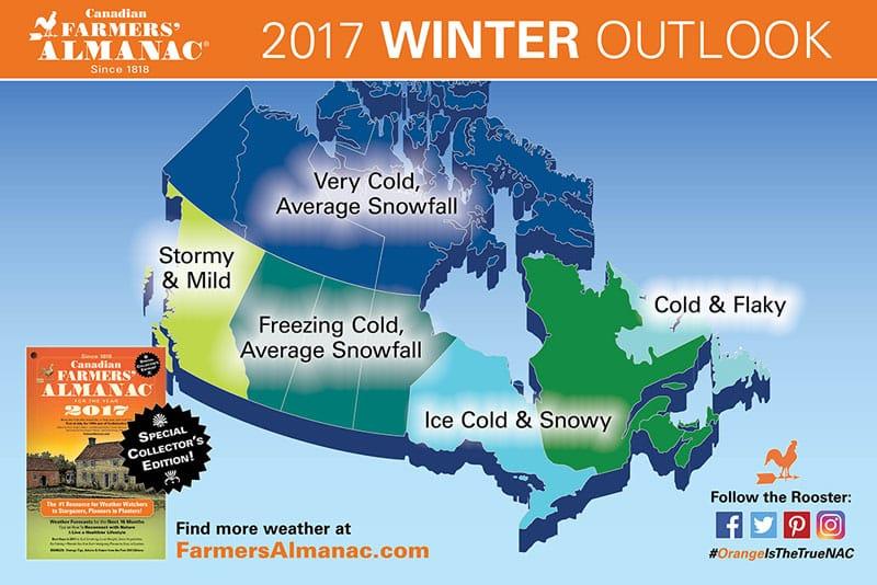 Almanach du agriculteurs canadiens 2017
