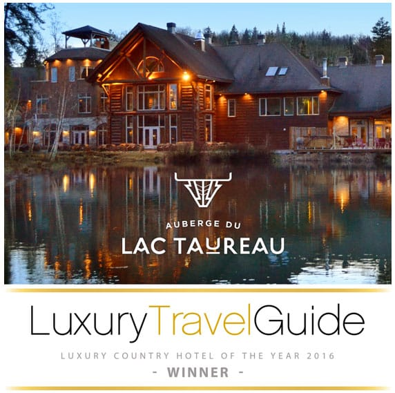 auberge lac taureau luxury travel guide