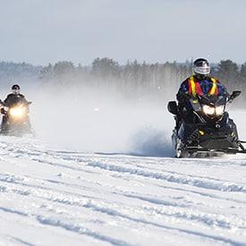 moto neige region lanaudiere