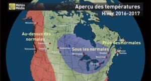prevision 2017 canada meteomedia