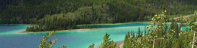lac Emerald yukon